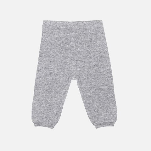 Cashmere Trousers - Grey - 6-18m