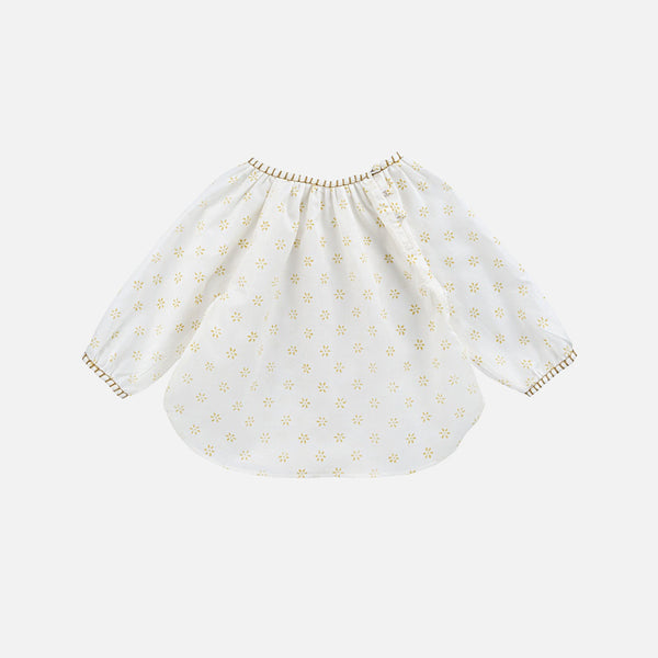 Cotton Kali Blouse Nanu - Flowers - 6m-2y