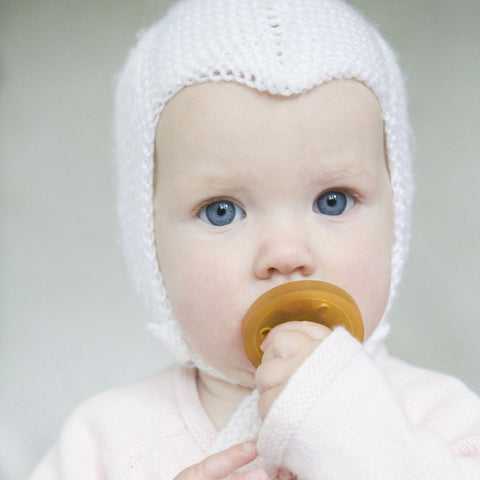 Natural Original Rubber Soother/Pacifier - Orthodontic