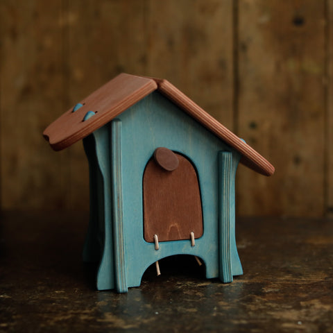 Handcrafted Hen House