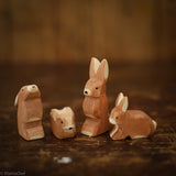 Handcrafted Baby Rabbit