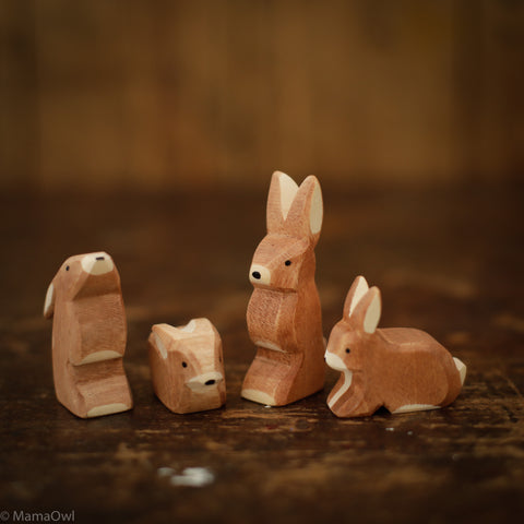Handcrafted Small Rabbit