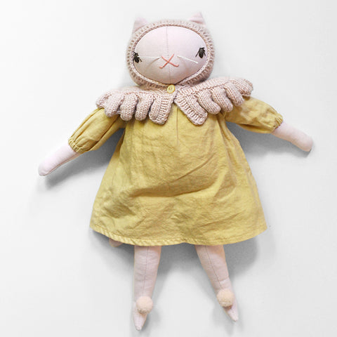 Limited Edition Misha & Puff x PDC Large Pink Cat - Viv