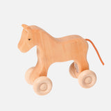 Wooden Toy Pony Filou