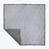 Organic cotton quilt - Grey