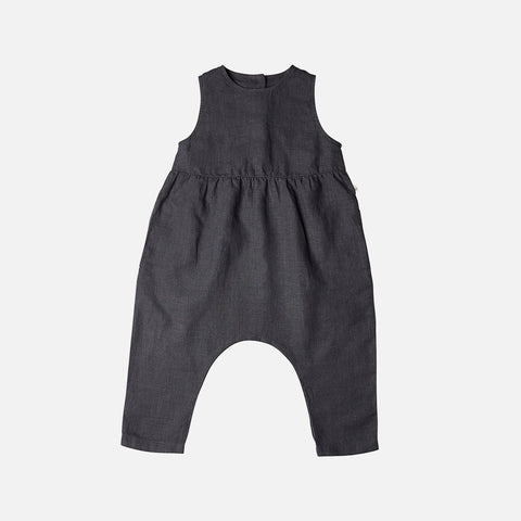 Rye Jumpsuit - Charcoal