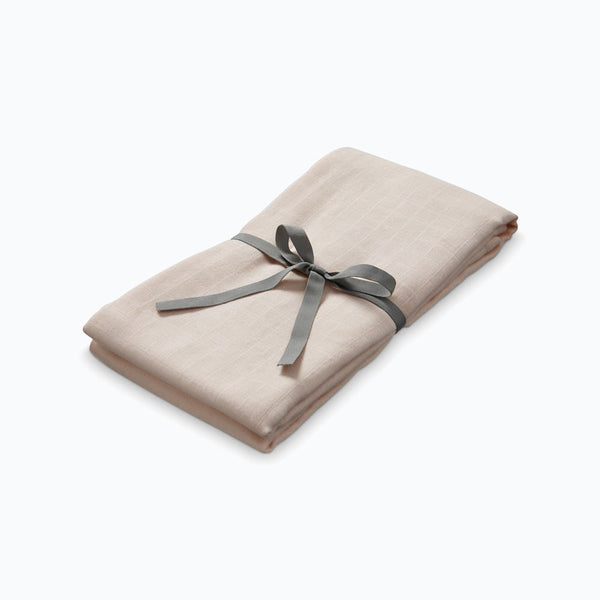Organic Cotton Swaddle - Nude