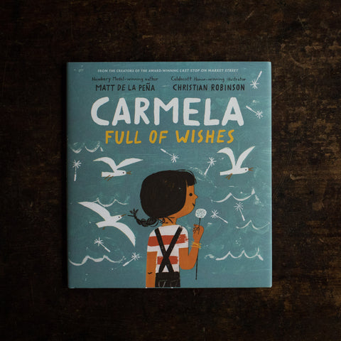 Matt De La Peña - Carmela Full Of Wishes
