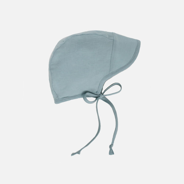 Linen Brimmed Bonnet - Breeze - 0m-4y