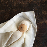 Organic Cotton Muslin Friend/Comforter