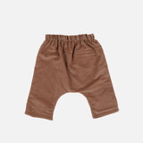 Organic Cedar Trousers - Brown - 6m-2y