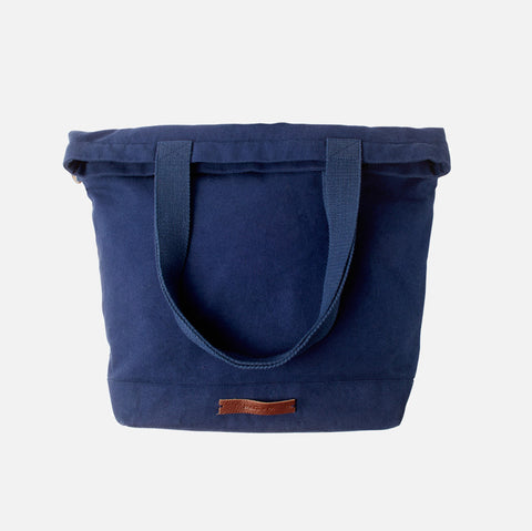 Global Traveller Cotton Changing bag - Navy