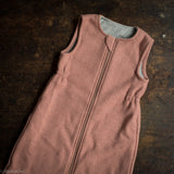 Boiled Wool Sleeping Bag - Rose