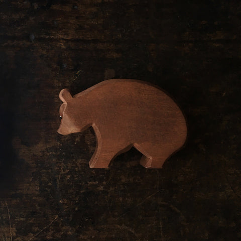 Handcrafted large bear