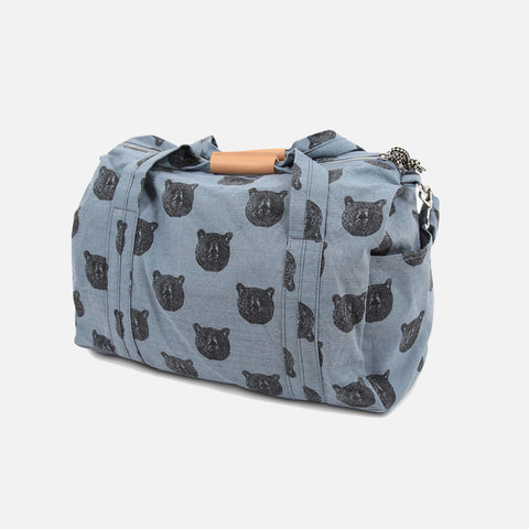 Cotton Easy Weekend Changing Bag - Baloo