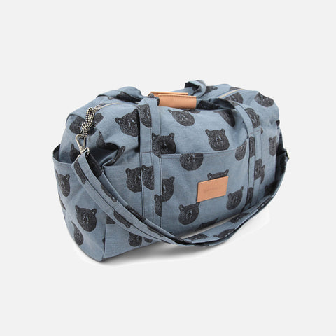 Cotton Easy Weekend Nappy Bag - Baloo