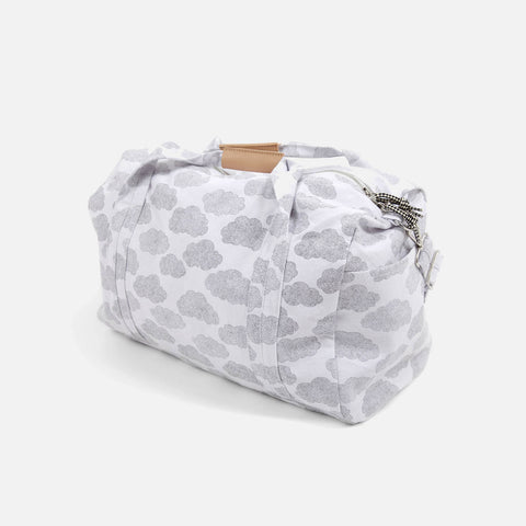 Cotton Easy Weekend Nappy Bag - Cloud