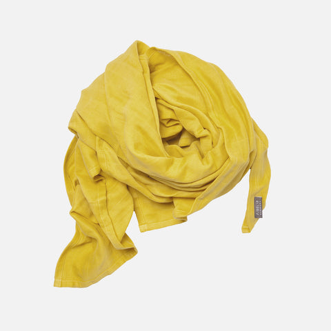 Organic Cotton Swaddle - Honey