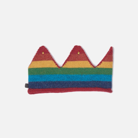 Alpaca Crown - Rainbow - 0-3y