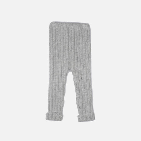 Alpaca Everyday Pants - Light Grey - 6-12m