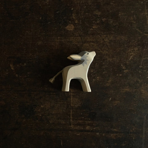 Handcrafted Small Donkey