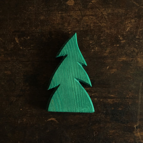Ostheimer Handcrafted Small Fir Tree