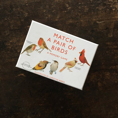 Match a Pair of Birds Game