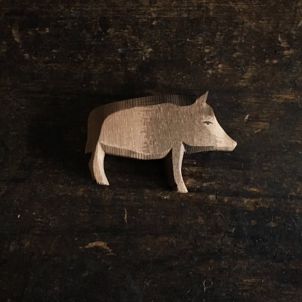 Handcrafted Wild Pig