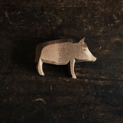 Handcrafted Wild Boar Sow