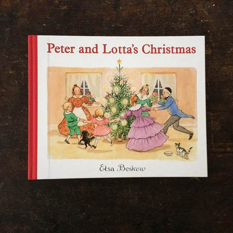Elsa Beskow - Peter and Lotta's Christmas