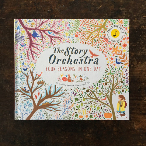 The Story Orchestra - Four Seasons In One Day