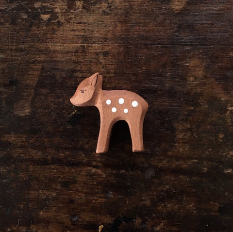 Handcrafted Small Fawn