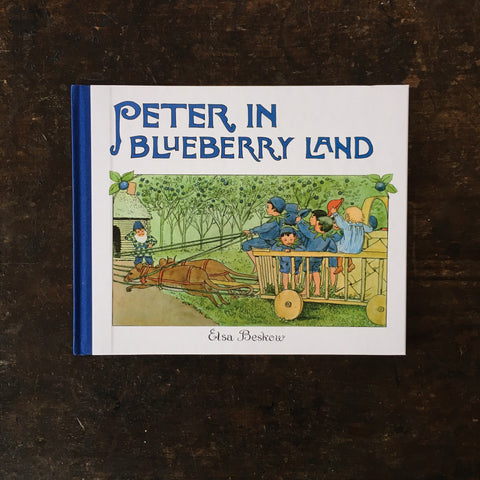 Elsa Beskow - Peter in Blueberry Land