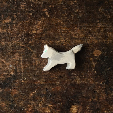 Handcrafted Small Wolf