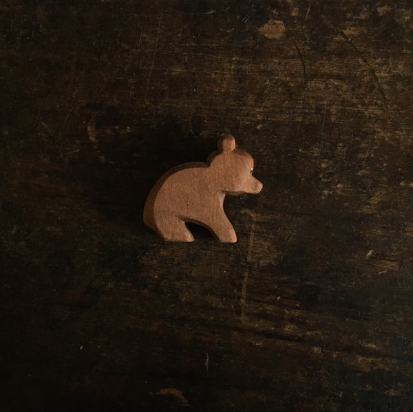 Handcrafted Small Bear
