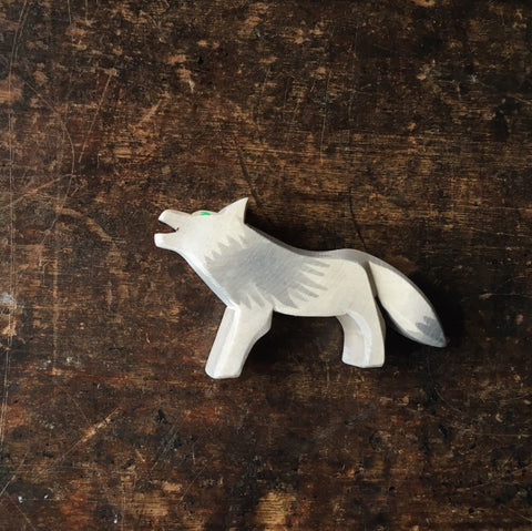 Handcrafted Wolf