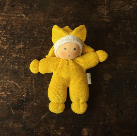 Organic Cotton/Wool Star Child