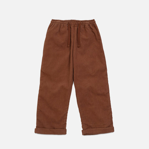 Cotton Corduroy Simme Pants - Toffee