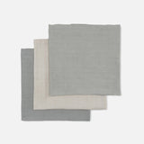 Organic Cotton Muslins - Set of 10
