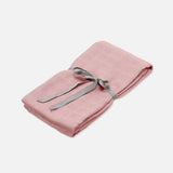 Organic Cotton Muslin Swaddle - Berry