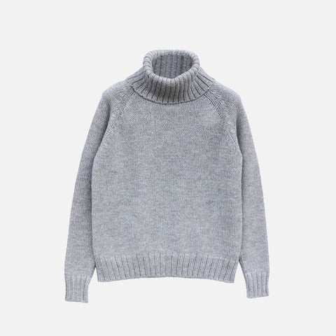 Women's Alpaca Abbey Sweater - Dove