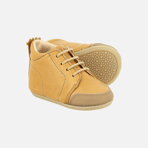 Eco Leather Igo B Shoes - Natural