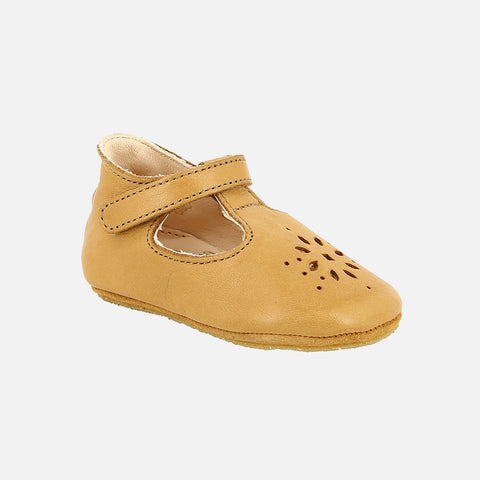 Eco Leather Little Shoes Lily - Natural
