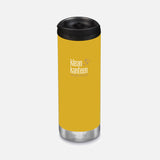 Stainless Steel TK Wide Insulated Coffee Mug - 473ml - Lemon Curry