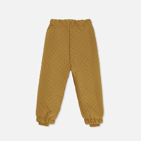 Thermo Pants - Dark Honey