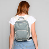Organic Cotton Mela II Mini Backpack - Teal
