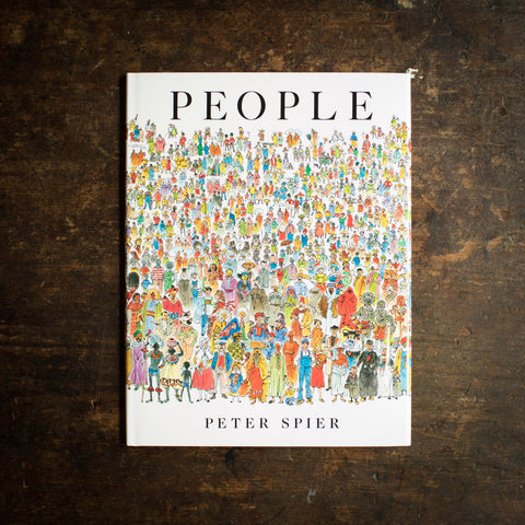 Peter Spier - People