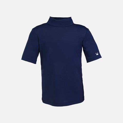 Ash UV Turtleneck - Navy