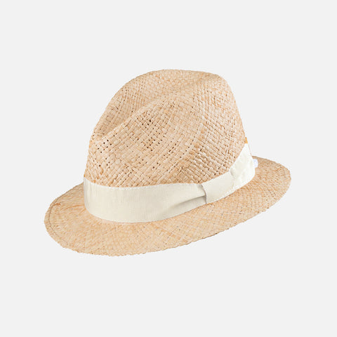 Adult's Straw Hat - Natural