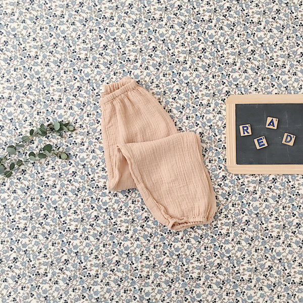 Cotton Mi Casa Long Pants - Honey